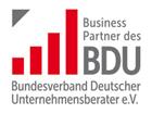 Business Partner des BDU – Bundesverband Deutscher Unternehmensberater e.V.
